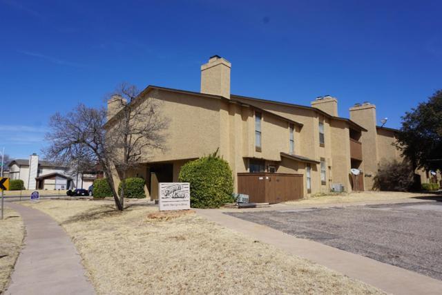 8601-A #15 Memphis Drive, Lubbock, TX 79423 (MLS #201801843) :: Lyons Realty