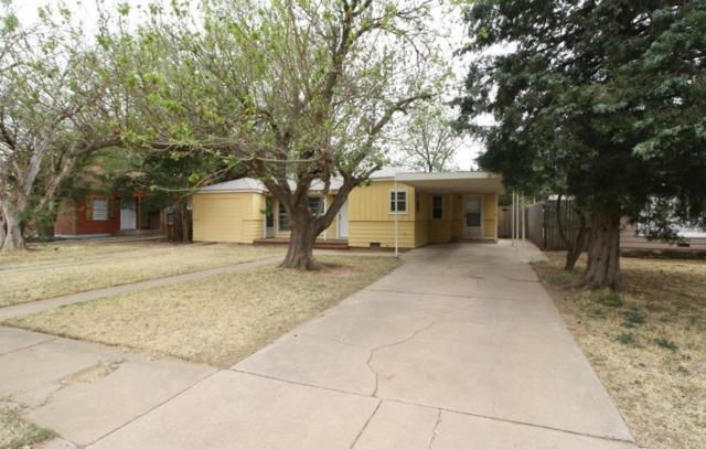 2407 28th Street, Lubbock, TX 79411 (MLS #201803984) :: Lyons Realty