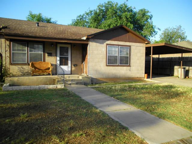 3007 35th Street, Lubbock, TX 79413 (MLS #201804409) :: Lyons Realty