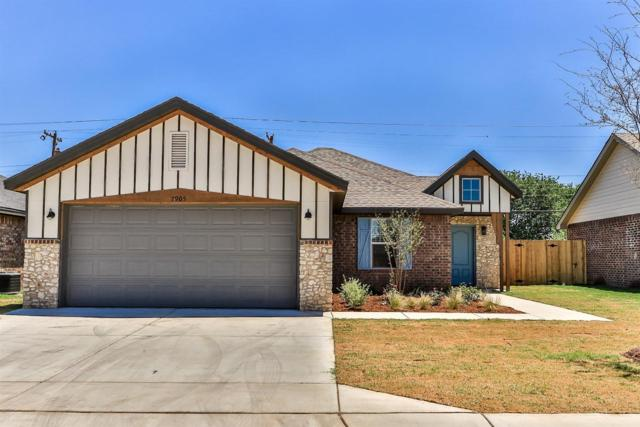 7905 Ave J, Lubbock, TX 79423 (MLS #201804593) :: Lyons Realty