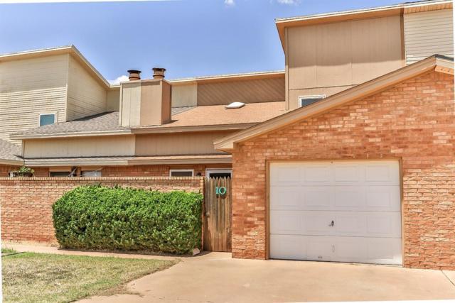 6110-#10 36th Street, Lubbock, TX 79407 (MLS #201805174) :: Lyons Realty