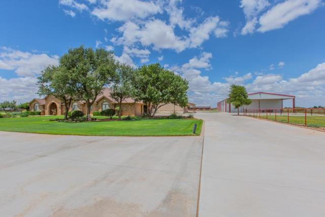 7826 County Road 7700, Wolfforth, TX 79382 (MLS #201805974) :: Lyons Realty