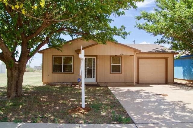 4306 E 63rd Street, Lubbock, TX 79403 (MLS #201806169) :: Lyons Realty