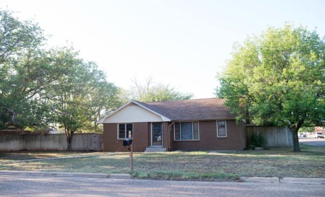 729 W Tennessee, Floydada, TX 79235 (MLS #201806568) :: The Lindsey Bartley Team