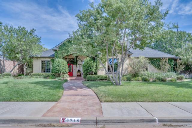 3916 75th Street, Lubbock, TX 79423 (MLS #201806858) :: The Lindsey Bartley Team