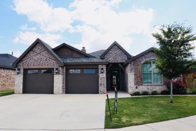 6915 70th Street, Lubbock, TX 79424 (MLS #201807146) :: Lyons Realty