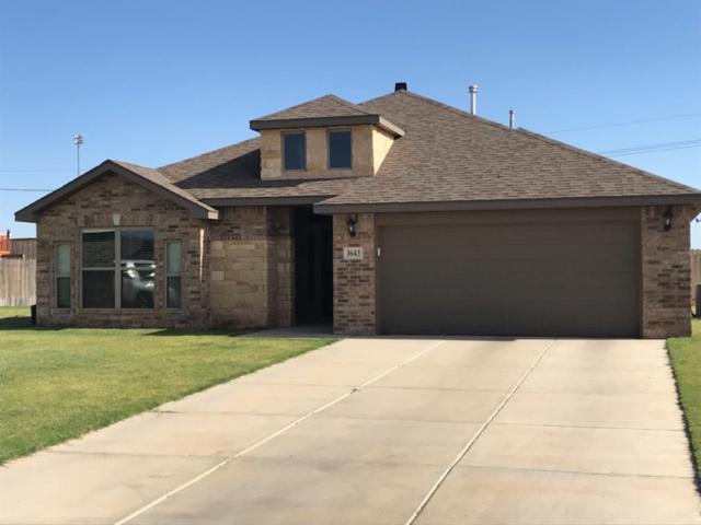 3643 Ridgely, Lubbock, TX 79407 (MLS #201807880) :: Lyons Realty