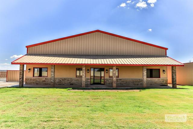 602 E County Road 7300, Lubbock, TX 79404 (MLS #201807893) :: The Lindsey Bartley Team