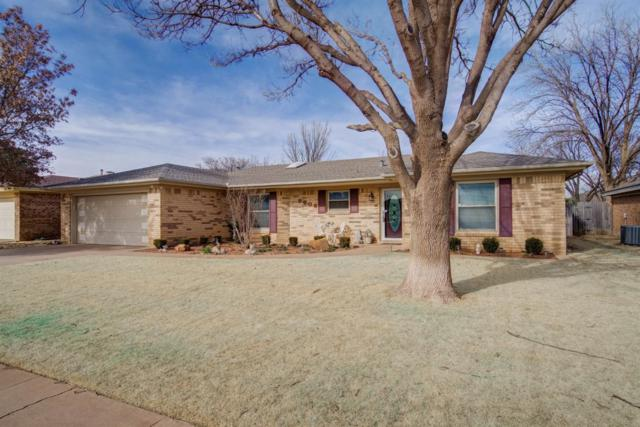 5606 70th Street, Lubbock, TX 79424 (MLS #201900377) :: Lyons Realty