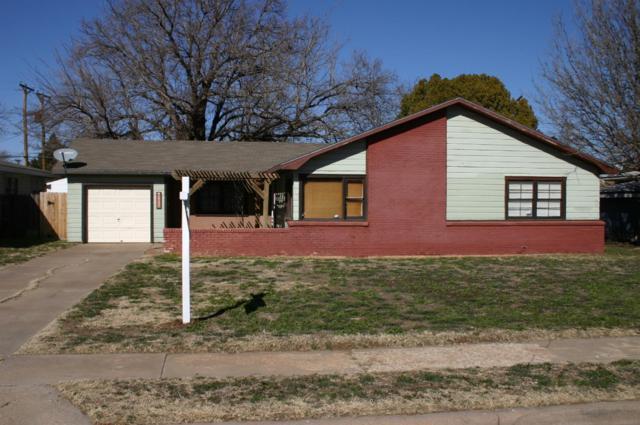 4316 43rd Street, Lubbock, TX 79413 (MLS #201900900) :: Lyons Realty