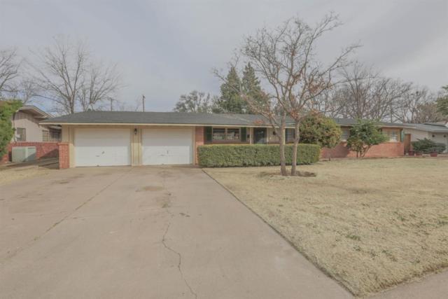 2506 58th Street, Lubbock, TX 79413 (MLS #201901627) :: Reside in Lubbock | Keller Williams Realty