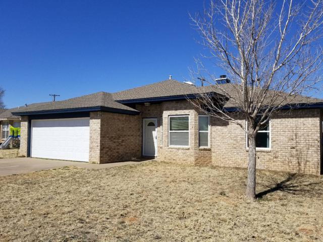6408 32nd Street, Lubbock, TX 79407 (MLS #201902033) :: Lyons Realty