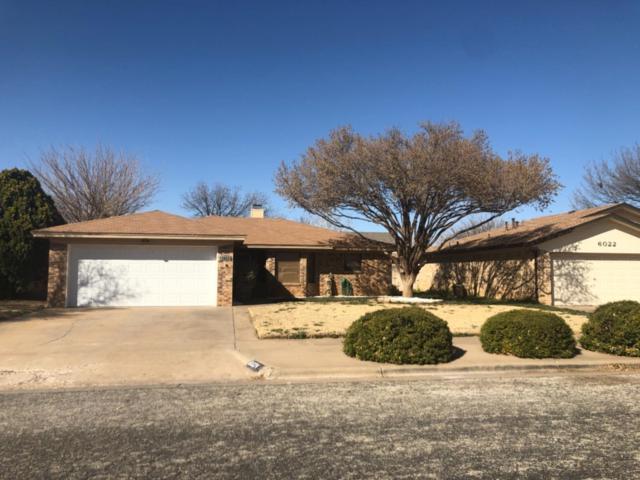 6024 72nd Street, Lubbock, TX 79424 (MLS #201902319) :: Lyons Realty