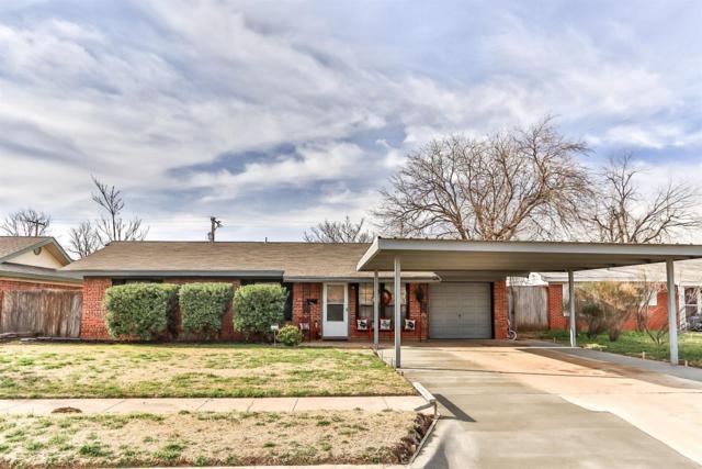 5113 44th Street, Lubbock, TX 79414 (MLS #201902407) :: Lyons Realty