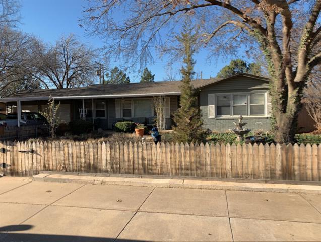 1320 59th Street, Lubbock, TX 79412 (MLS #201902505) :: Lyons Realty