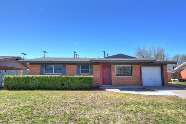 1307 45th Street, Lubbock, TX 79412 (MLS #201903067) :: Lyons Realty