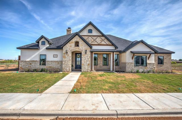5918 112th, Lubbock, TX 79424 (MLS #201903846) :: McDougal Realtors