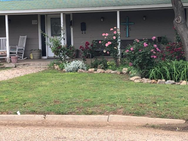 114 N Ave O, Post, TX 79356 (MLS #201904183) :: McDougal Realtors