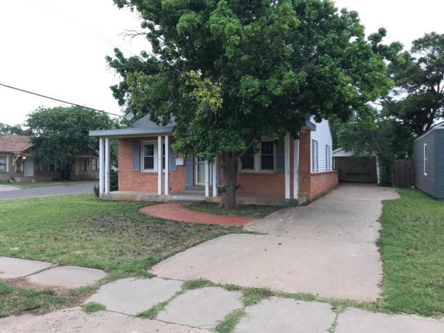 1926 23rd Street, Lubbock, TX 79411 (MLS #201904489) :: McDougal Realtors