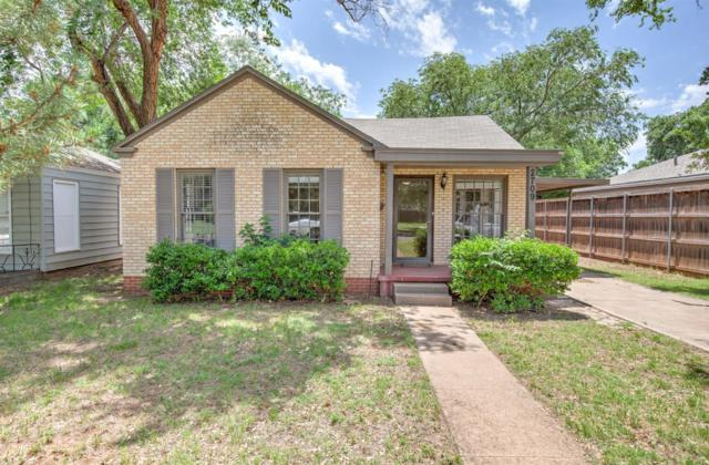 2709 22nd Street, Lubbock, TX 79410 (MLS #201904734) :: Stacey Rogers Real Estate Group at Keller Williams Realty