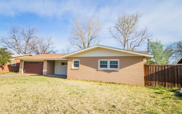 4310 39th Street, Lubbock, TX 79413 (MLS #201906519) :: Lyons Realty