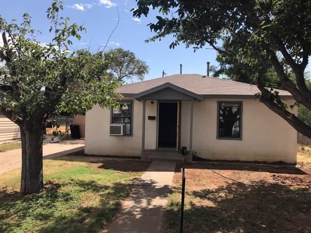 112 N Ave V, Lubbock, TX 79415 (MLS #201906731) :: The Lindsey Bartley Team