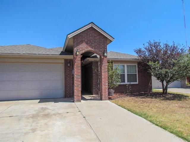 8109 Sherman Avenue, Lubbock, TX 79423 (MLS #201907130) :: Lyons Realty