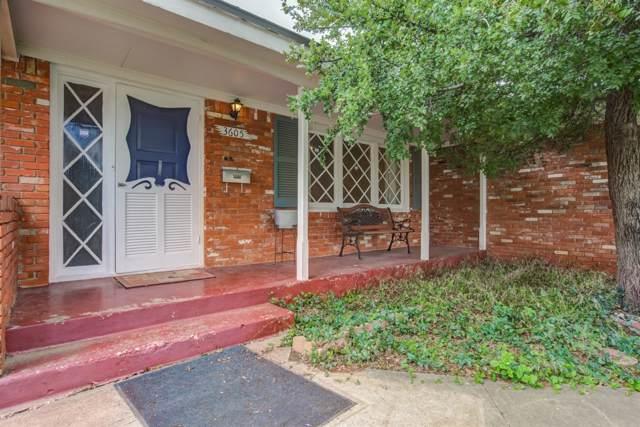 3605 45th Street, Lubbock, TX 79413 (MLS #201907410) :: The Lindsey Bartley Team