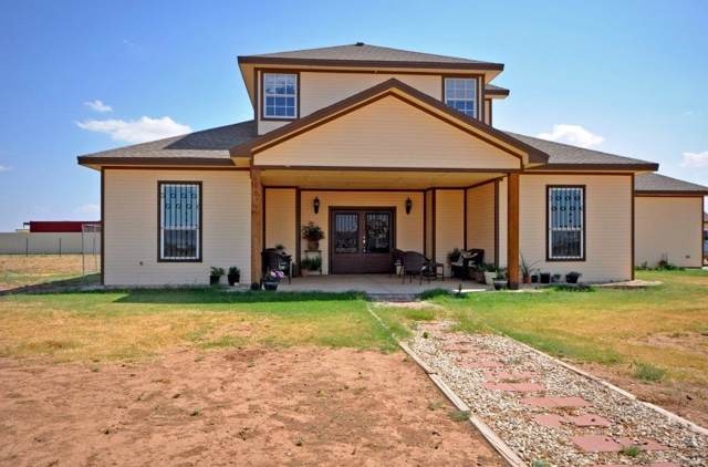 2405 County Road 7830, Lubbock, TX 79423 (MLS #201907523) :: Stacey Rogers Real Estate Group at Keller Williams Realty