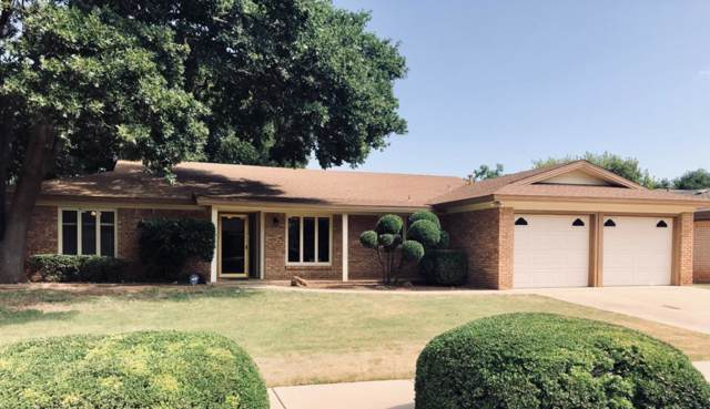 5410 80th Street, Lubbock, TX 79424 (MLS #201907533) :: Stacey Rogers Real Estate Group at Keller Williams Realty