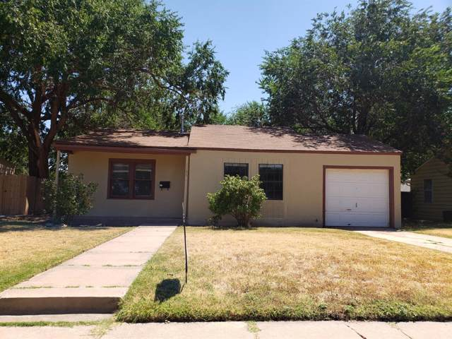 3105 30th Street, Lubbock, TX 79410 (MLS #201907563) :: Stacey Rogers Real Estate Group at Keller Williams Realty