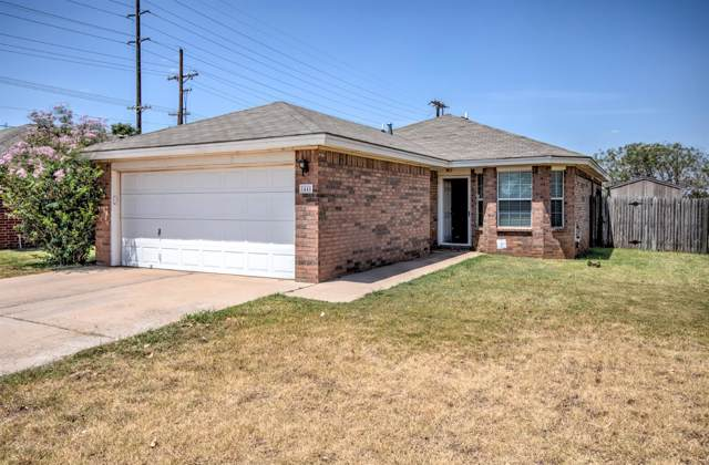 1440 77th, Lubbock, TX 79423 (MLS #201907589) :: Stacey Rogers Real Estate Group at Keller Williams Realty