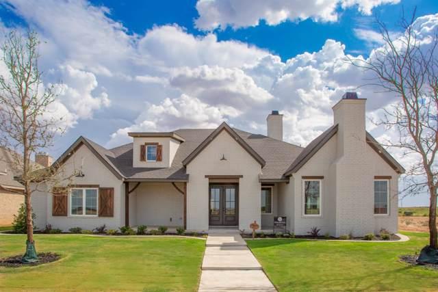 3525 141st Street, Lubbock, TX 79423 (MLS #201907599) :: Lyons Realty