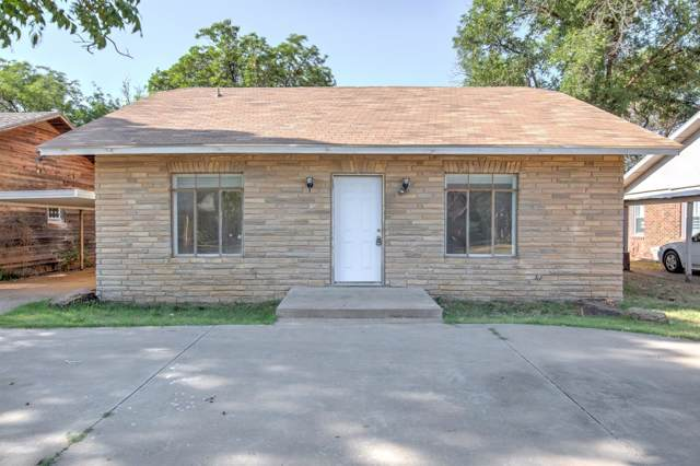 2119 17th Street, Lubbock, TX 79401 (MLS #201907603) :: Stacey Rogers Real Estate Group at Keller Williams Realty