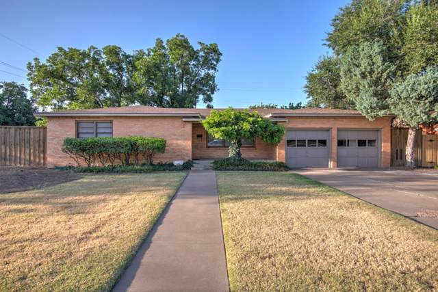 3601 42nd Street, Lubbock, TX 79413 (MLS #201907755) :: Lyons Realty