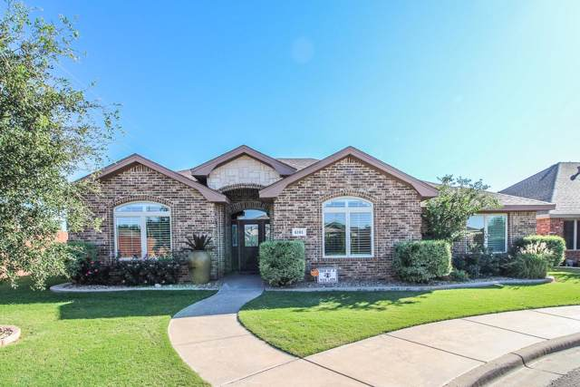 6101 76th Street, Lubbock, TX 79424 (MLS #201907803) :: The Lindsey Bartley Team