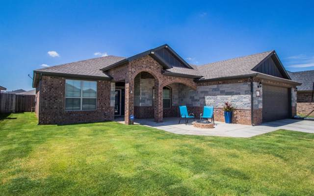 131 Berkshire Avenue, Wolfforth, TX 79382 (MLS #201907818) :: Stacey Rogers Real Estate Group at Keller Williams Realty