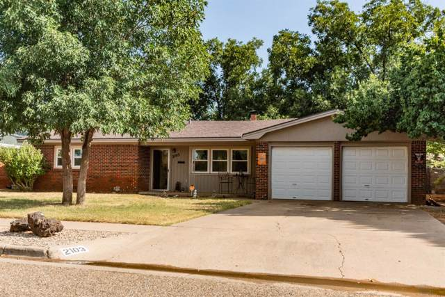 2103 65th Street, Lubbock, TX 79412 (MLS #201907955) :: Lyons Realty
