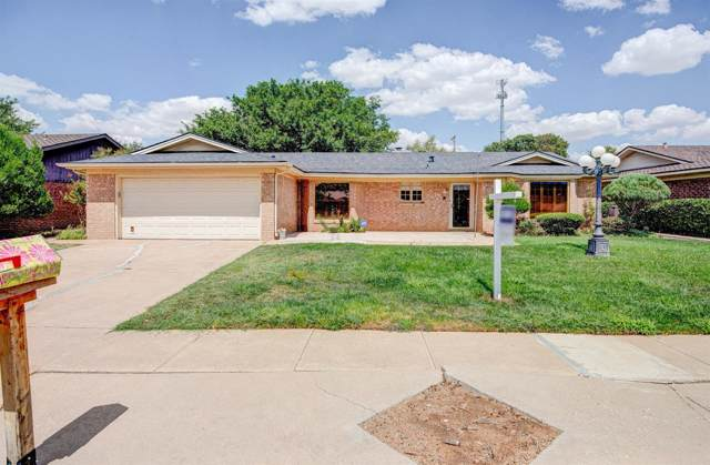 2808 74th Place, Lubbock, TX 79423 (MLS #201908130) :: The Lindsey Bartley Team