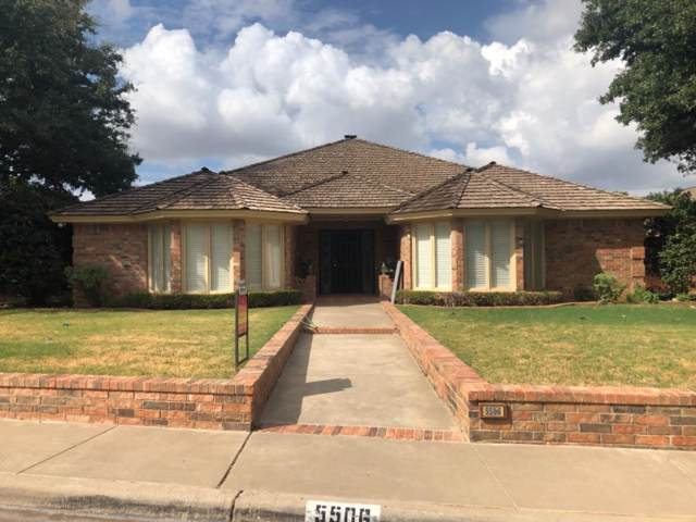 5506 84th Street, Lubbock, TX 79424 (MLS #201908141) :: Stacey Rogers Real Estate Group at Keller Williams Realty