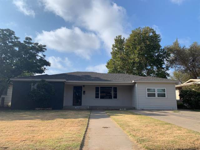 5017 41st, Lubbock, TX 79414 (MLS #201908187) :: Stacey Rogers Real Estate Group at Keller Williams Realty