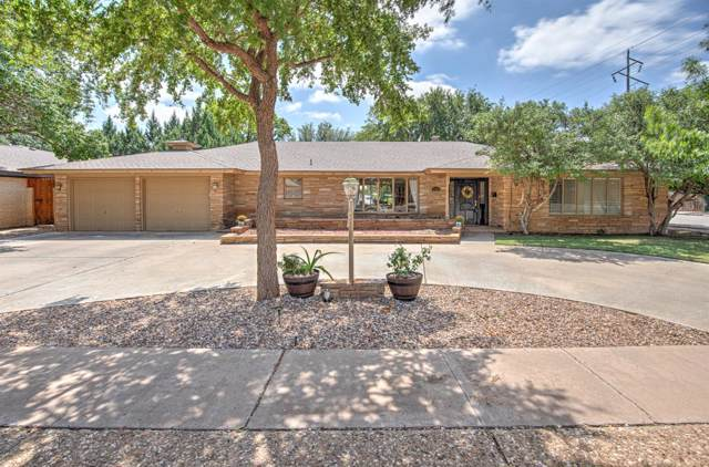 3711 66th Street, Lubbock, TX 79413 (MLS #201908367) :: Stacey Rogers Real Estate Group at Keller Williams Realty