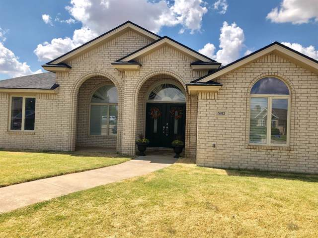 5913 101st Place, Lubbock, TX 79424 (MLS #201908387) :: Lyons Realty