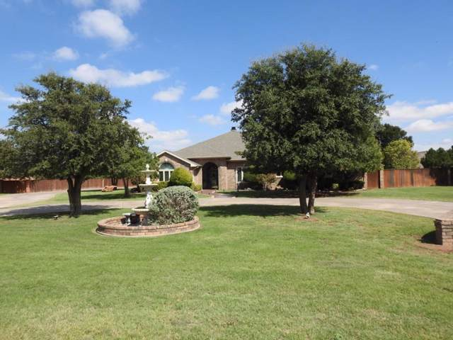 15407 County Road 1860, Lubbock, TX 79424 (MLS #201908426) :: Stacey Rogers Real Estate Group at Keller Williams Realty