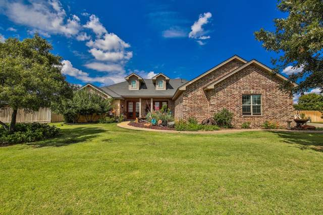 6308 County Road 7440, Lubbock, TX 79424 (MLS #201908469) :: The Lindsey Bartley Team