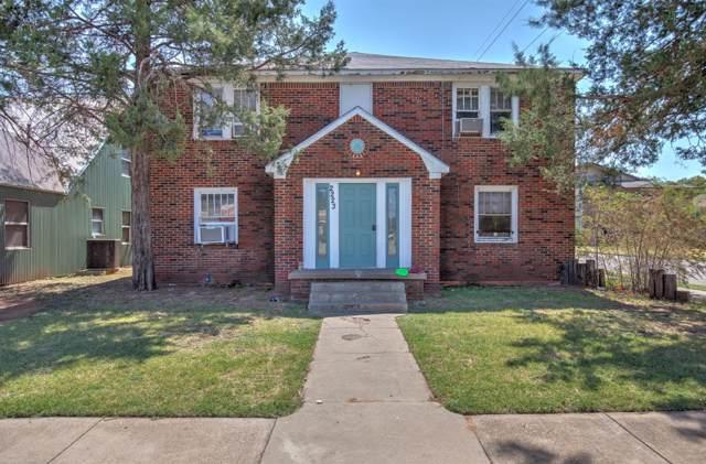 2223 15th Street, Lubbock, TX 79401 (MLS #201908558) :: Reside in Lubbock | Keller Williams Realty