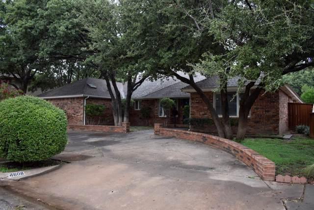 4608 92nd Street, Lubbock, TX 79424 (MLS #201908662) :: McDougal Realtors