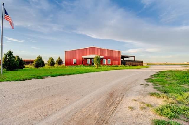 4523 E Farm Road 1585, Slaton, TX 79364 (MLS #201908822) :: The Lindsey Bartley Team