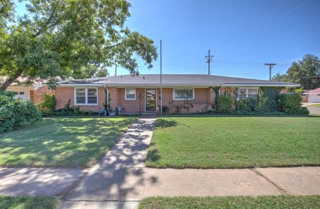 2131 54th Street, Lubbock, TX 79412 (MLS #201909082) :: The Lindsey Bartley Team
