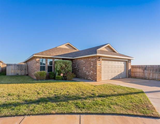 5502 110th Street, Lubbock, TX 79424 (MLS #201909208) :: McDougal Realtors